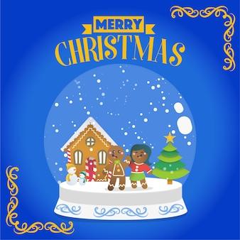 생강 쿠키 크리스마스 춤