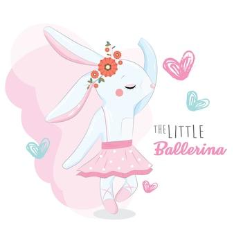 The dancing rabbit
