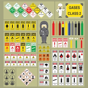 Dangerous goods and hazardous materials