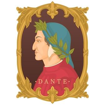 Dante alighieri. universal genius
