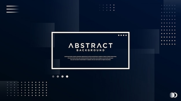 Dark abstract background vector illustration