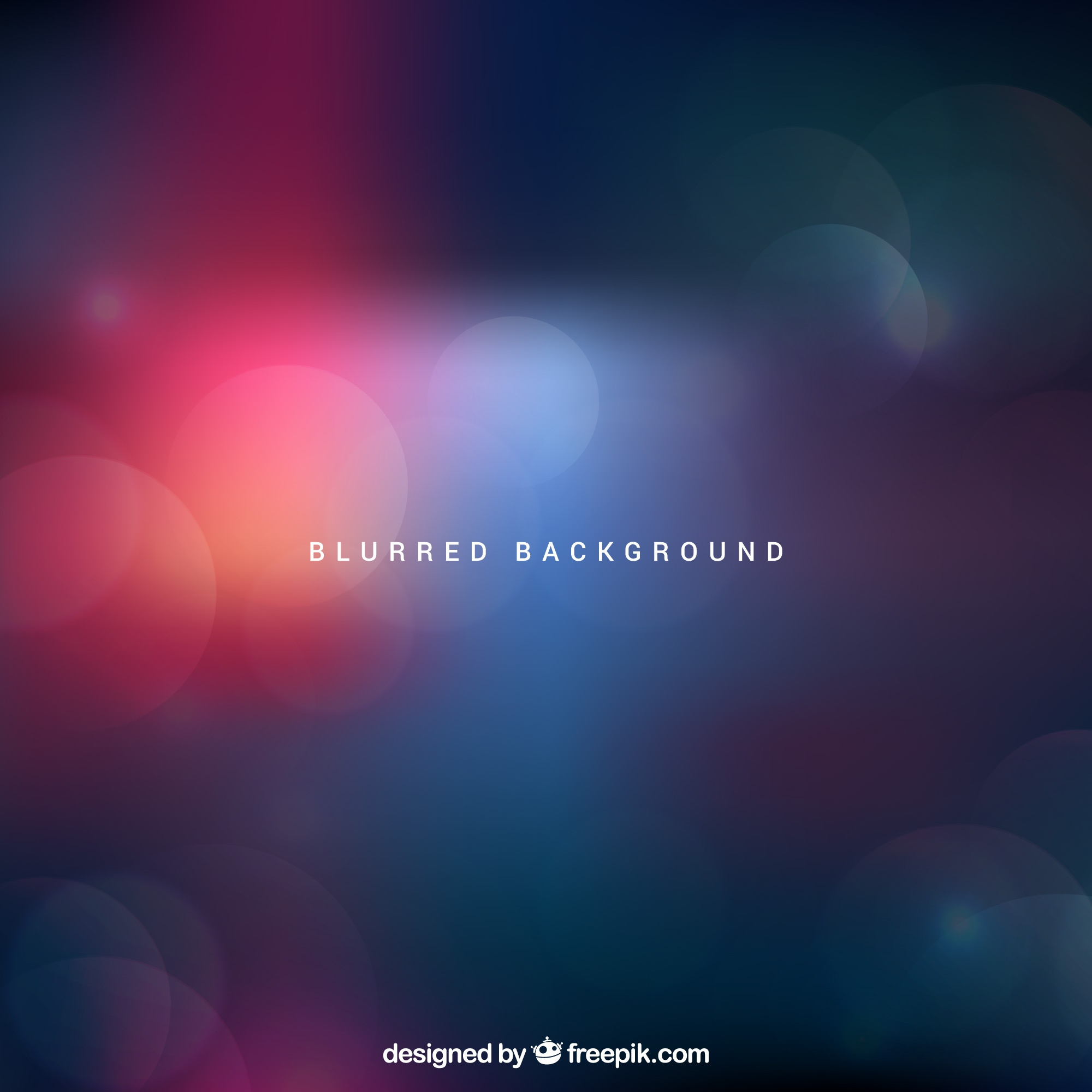 Dark abstract blurred background