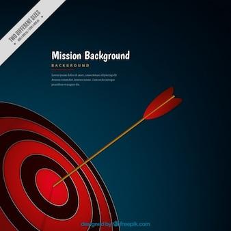 Dark arrow background with arrow