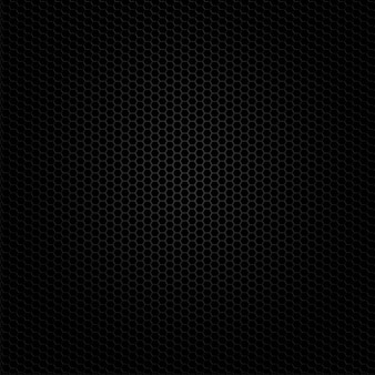 Dark background of hexagonal shapes