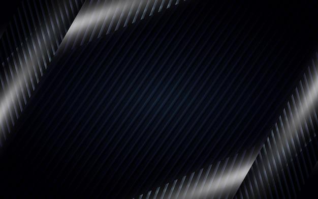 Dark background with carbon effect