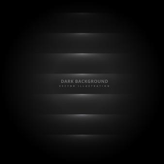 濃い黒の抽象的な背景