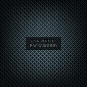 Dark black metal background