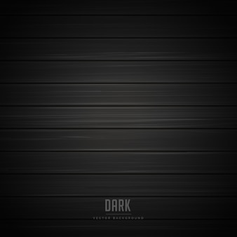Dark black wooden texture background