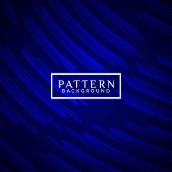 Dark blue abstract background pattern Free Vector