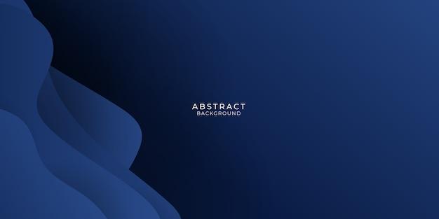 Темно-синий абстрактный фон.