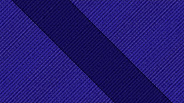 濃い青の抽象的な背景