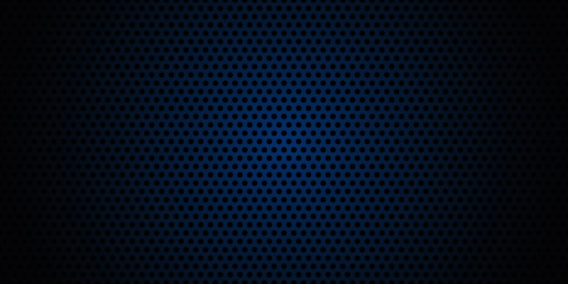 Dark blue carbon fiber texture. navy blue metal texture steel background.