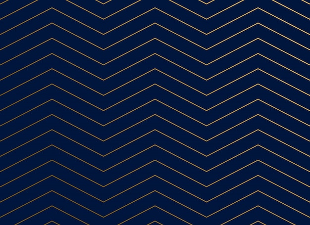 Dark blue chevrion zigzag pattern background