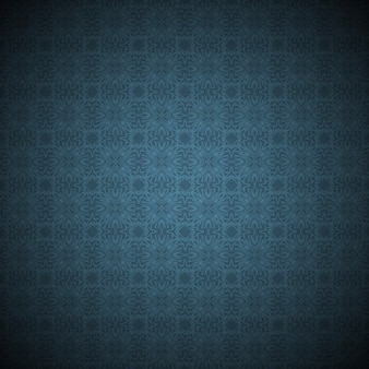 Dark blue grunge background in vintage style ornaments squares and beautiful elements