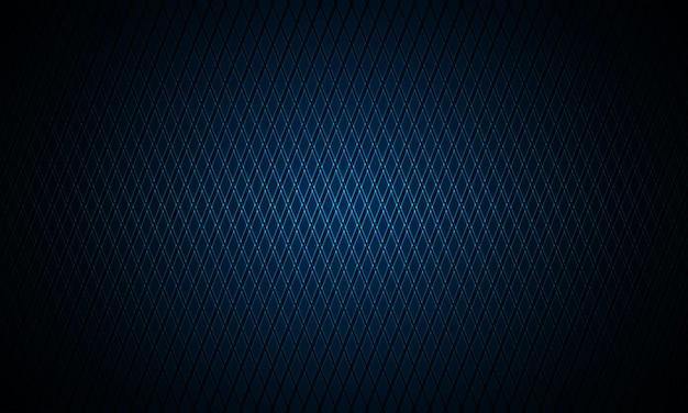 ダークブルーの金属テクスチャ鋼の背景