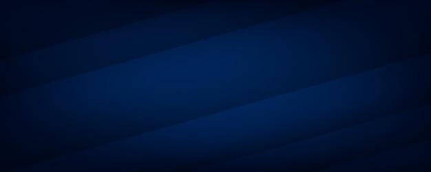 濃い青のテンプレートの抽象的な背景