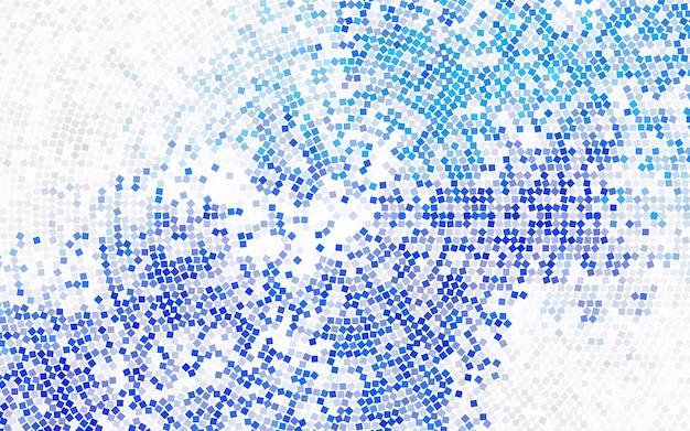 Dark blue vector abstract textured polygonal background