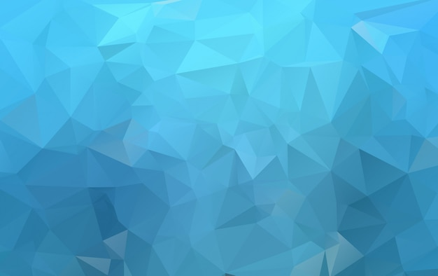 Dark blue vector polygonal background. brand-new colored illustration in blurry style with gradient. brand-new style for your business design.