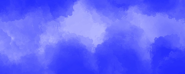 Dark blue watercolor abstract texture