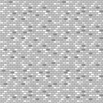暗いレンガの壁のシームレスなパターン