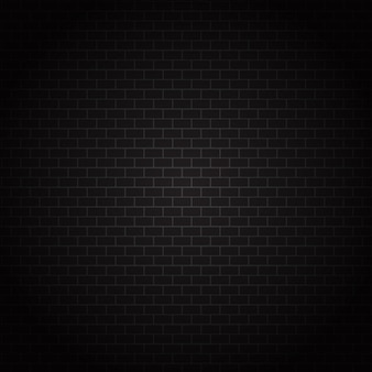 Dark brick wall texture