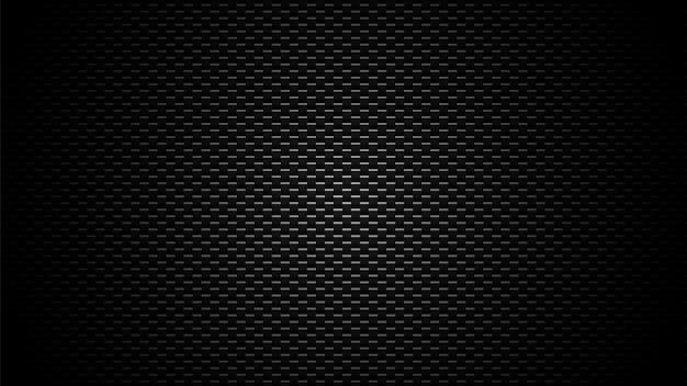 Dark carbon fiber texture