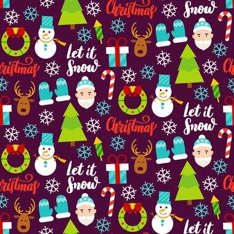 Темный рождественский фон. векторные иллюстрации. зимний праздник фон.