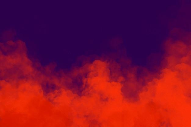 Sfondo scuro nuvola
