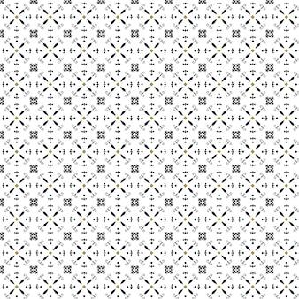 Dark elements pattern background