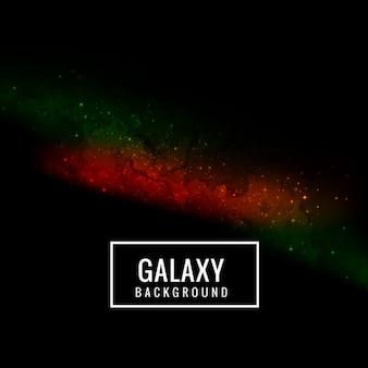 Темный фон галактики