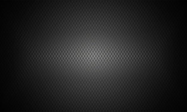 ダークグレーの金属テクスチャ鋼の背景