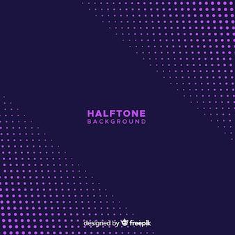 Dark halftone background