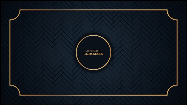 Dark luxury background