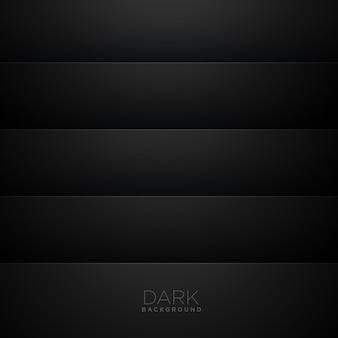 Dark minimal stripe vector background