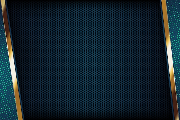 Dark overlap layers background with glitters
