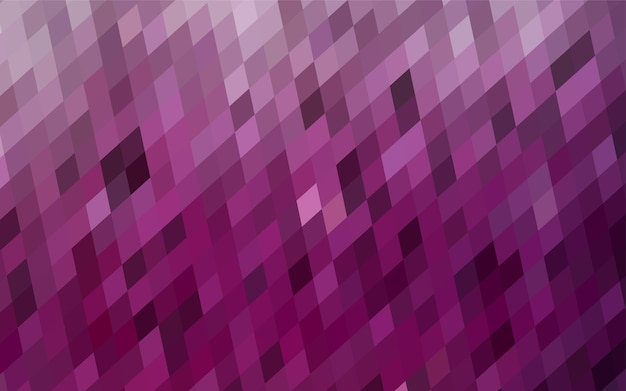 Dark pink illustration consisting of rectangles
