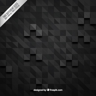 Dark pixels background