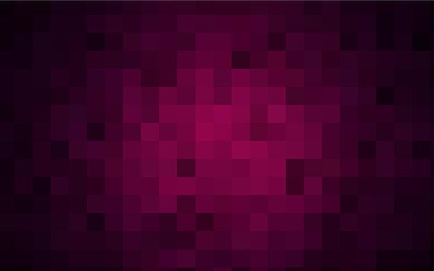 Dark purple vector abstract textured polygonal background