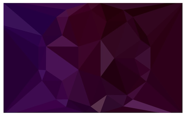 ダークパープルのベクトルダイヤモンドパターン