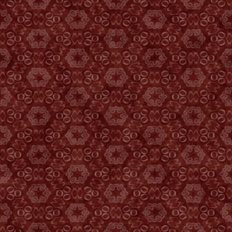 Rosso scuro modello astratto