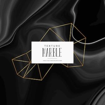 Dark silky black marble texture background