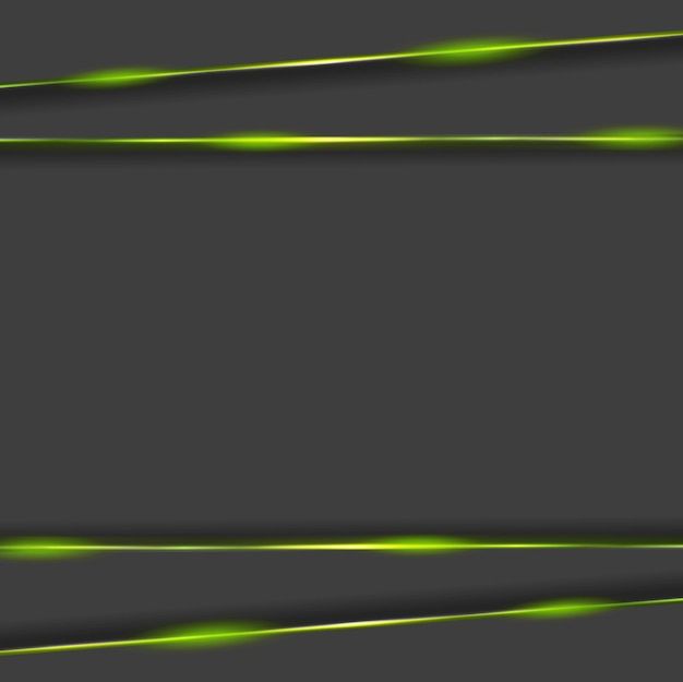 Dark tech background with glowing light. vector design