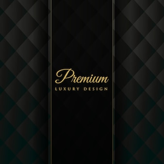 Dark upholstery premium invitation background