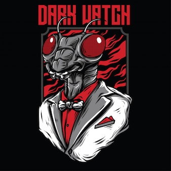 Dark watch illustration
