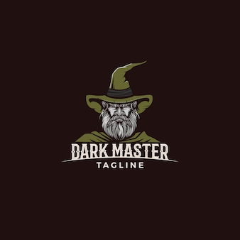 Darkmaster illustration