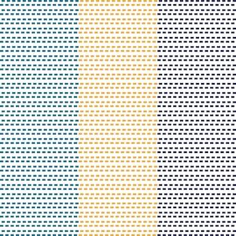 Dashes pattern