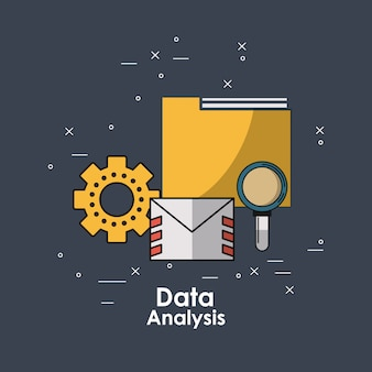 Концепция анализа данных с элементами