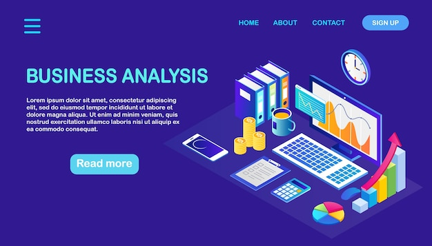 Data analysis. digital financial reporting, seo, marketing. business management, development