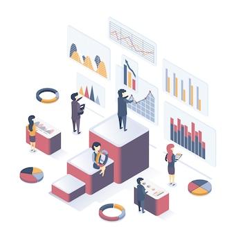 Data analysis graphics
