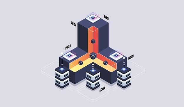 データ分析処理ビッグデータコンピューティング